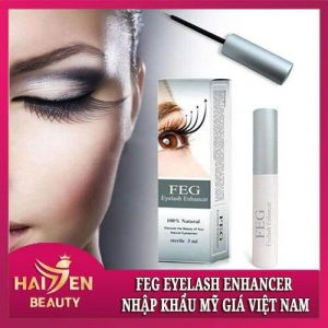 Serum dưỡng Mi Feg Eyelash Enhancer nhập khẩu Mỹ giá Việt Nam